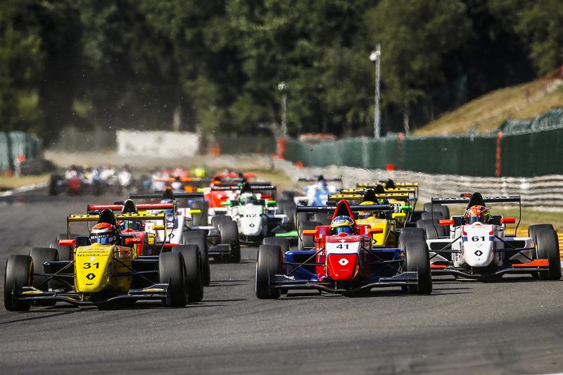 Еврокубок Формулы Renault 2.0, VI этап, «Спа-Франкоршам»