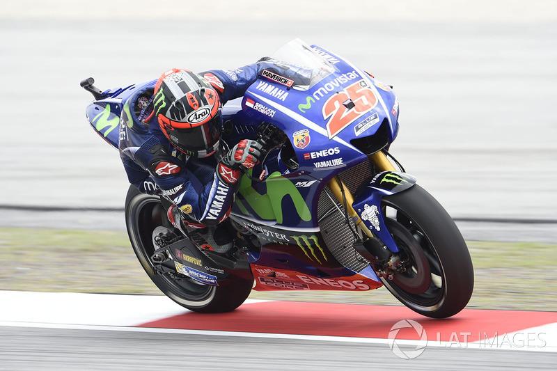 5. Maverick Viñales, Yamaha Factory Racing