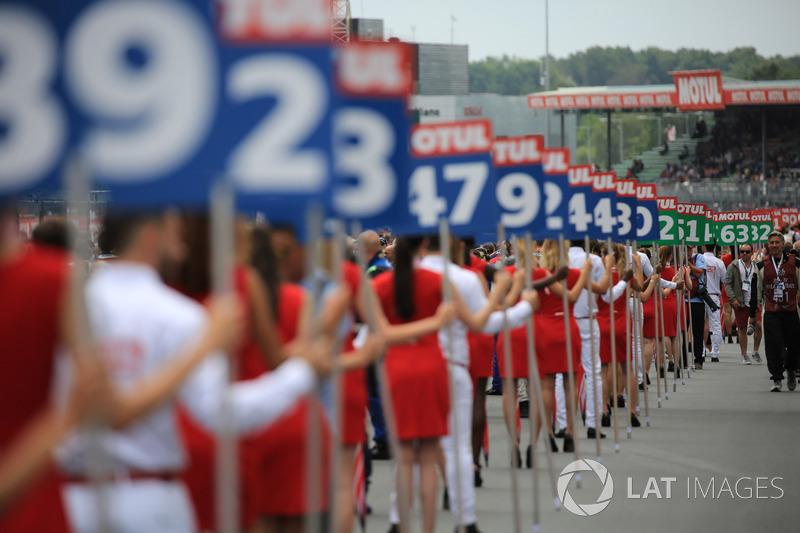 Aspectos previos a la carrera