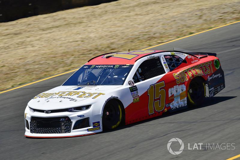 33. Justin Marks, Premium Motorsports, Chevrolet Camaro SUFFERFEST Beer Company