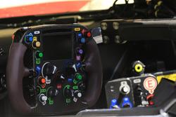 Vue détaillée du volant : #8 Toyota Gazoo Racing Toyota TS050