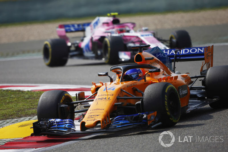 La remontée fantastique de Force India