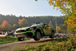 Fabrizio Andolfi Jr, Elia Ungaro, Abarth 124 Rally, Eurospeed