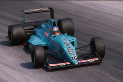 Иван Капелли, Leyton House March Racing, March 881