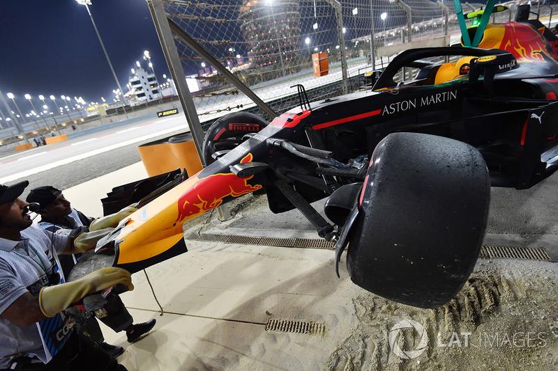 GP Bahrain - Max Verstappen (kualifikasi)