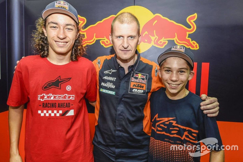 Pengumuman Deniz-Can Öncü, Red Bull KTM Ajo