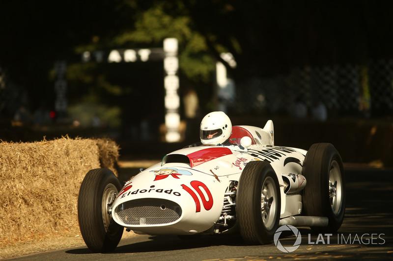 Graham Adelman, Maserati 250F