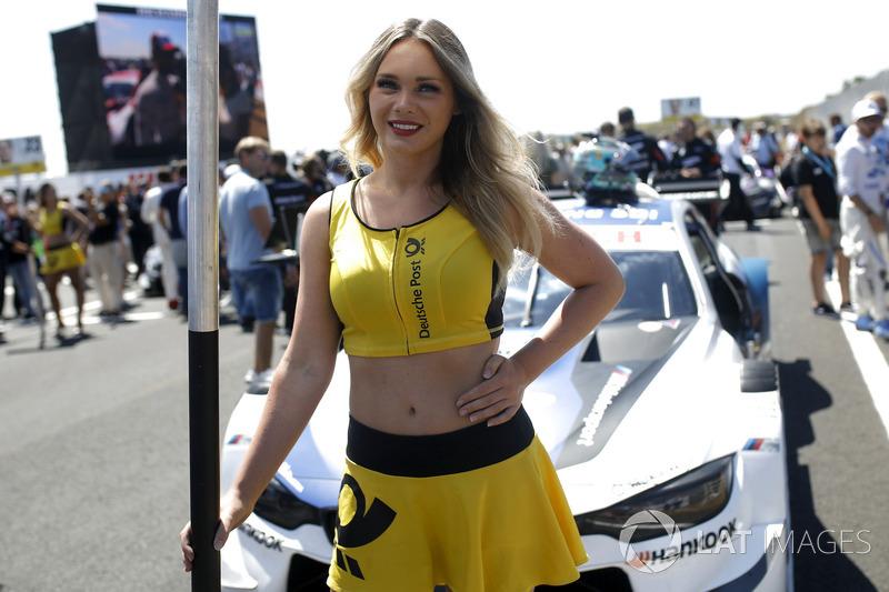 Грід-гьол Філіппа Енга, BMW Team RBM