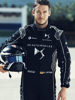Andre Lotterer, DS Virgin Racing