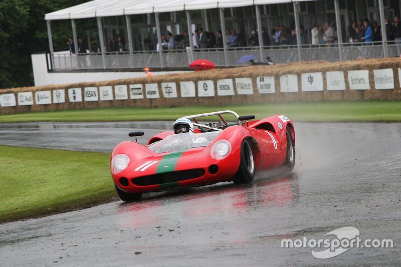 John Surtees, Lola Chevrolet T70 Spyder