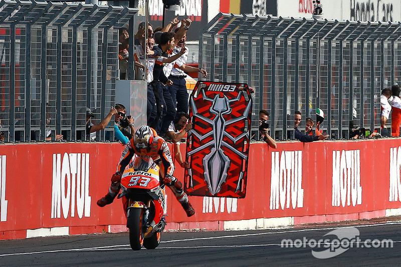 Japan, Motegi: Marc Marquez (Honda)