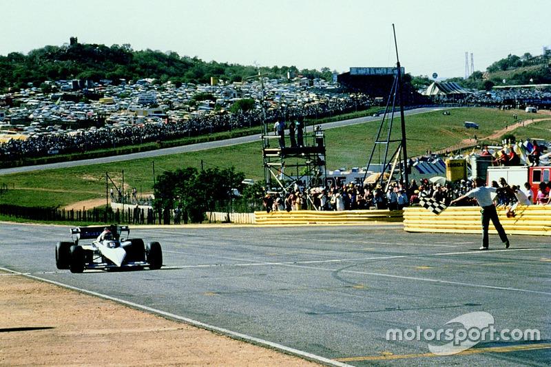 1983: Піке здобуває другий титул