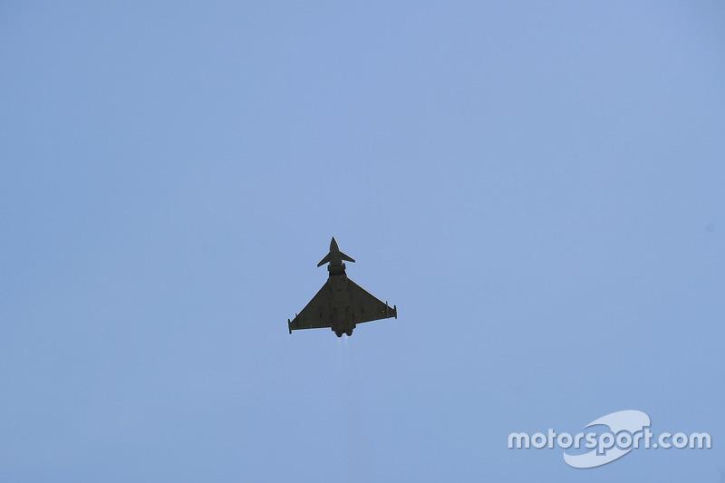 Typhoon air display