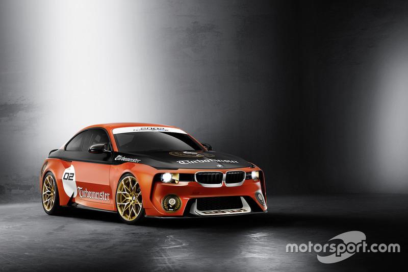 6. BMW 2002 Hommage