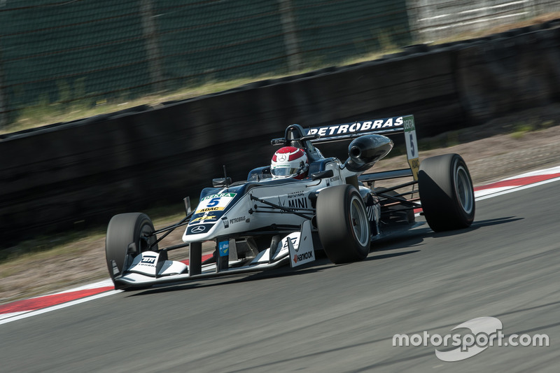 Pedro Piquet, Van Amersfoort Racing Dallara F312 - Mercedes-Benz