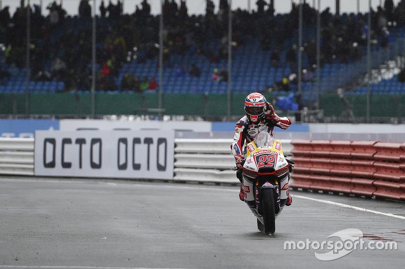 Polesitter Sam Lowes, Federal Oil Gresini Moto2