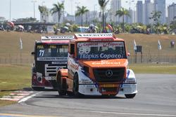 Diogo Pachenki, o novo líder da Fórmula Truck