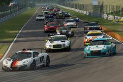 RaceRoom, GT3 araçları