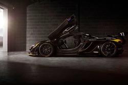 McLaren P1 GTR, Jubiläumsedition zum 40. Jahrestag von James Hunts WM-Titelgewinn in der Formel 1