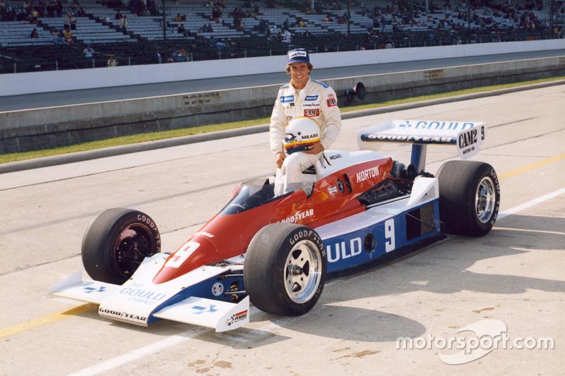 1979: Rick Mears