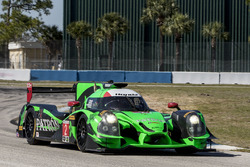 #2 ESM Racing Honda HPD Ligier JS P2: Scott Sharp, Ed Brown, Johannes van Overbeek, Pipo Derani