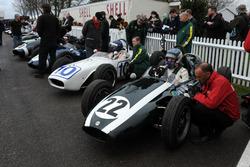 Brabham Trophy, Andy Middlehurst, Lotus 18, Roger Wills Cooper
