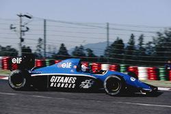 Erik Comas, Ligier JS35B Lamborghini