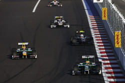 Rio Haryanto, Caterham Racing