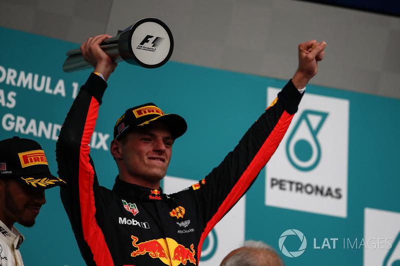 Max Verstappen, Red Bull Racing, race winner