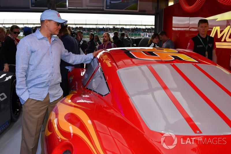 Woody Harrelson, Actor en el garaje de cars 3