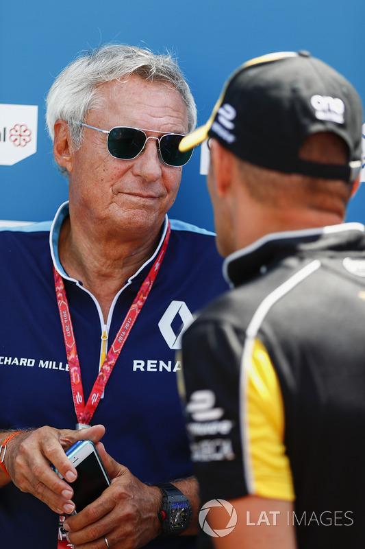 Jean Paul Driot, Renault e.Dams
