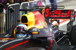 Le deuxième, Daniel Ricciardo, Red Bull Racing RB13