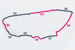 Zonas lentas de Le Mans