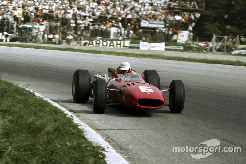Ludovico Scarfiotti (Ferrari) - GP Italie 1966
