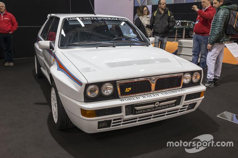 Lancia Delta Integrale Club