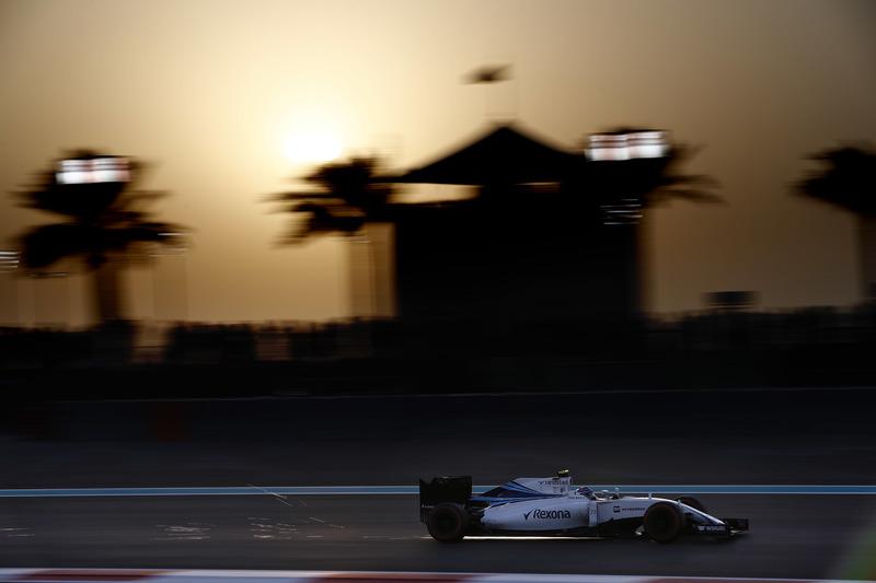 Ф1, Сахір 2016: Валттері Боттас, Williams FW38