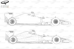 McLaren MP4-29 side view