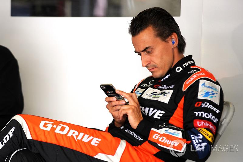 Роман Русінов, G-Drive Racing