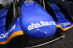 Le nez de la voiture de Scott Dixon, Chip Ganassi Racing Honda