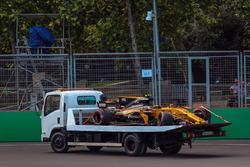 Auto von Jolyon Palmer, Renault Sport F1 Team RS17