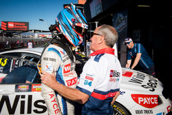 Garth Tander, Garry Rogers Motorsport, Garry Rogers, Garry Rogers Motorsport