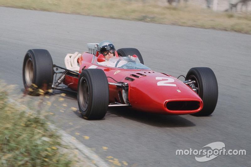 1966-1967: Ferrari 312