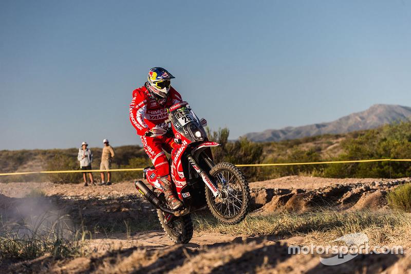 #25 Himoinsa Racing Team, KTM: Ivan Cervantes