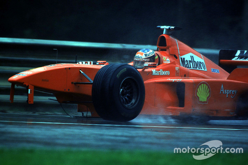 Michael Schumacher, Ferrari na de crash