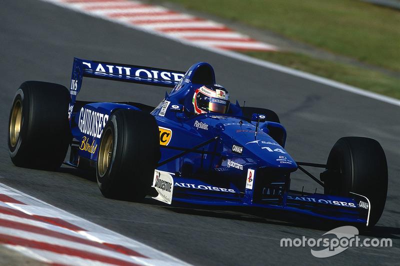 #14: Jarno Trulli, Prost JS45