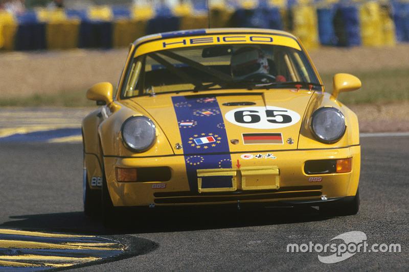 #65 Porsche 911 Carrera RSR: Ulrich Richter, Dirk Ebeling, Karl-Heinz Wlazik