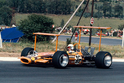 John Love, Team Gunston, Lotus 49 Ford