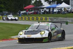 #28 Alegra Motorsports Porsche 911 GT3 R: Деніел Морад, Майкл де Кесада
