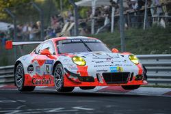№12 Manthey Racing Porsche 991 GT3 R: Отто Клос, Роберт Ренауэр, Матье Жамине, Маттео Кайроли