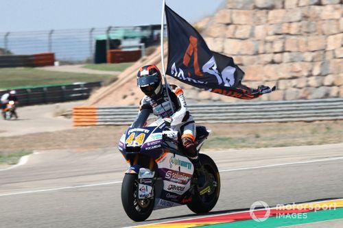 Moto2 Aragon